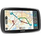 TomTom GO 6100 (6 Pouces) Cartographie Monde, Trafic et Zones de Danger à Vie (1FL6.002.54)