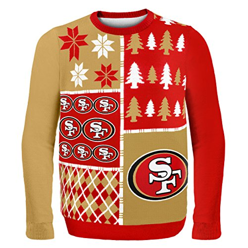 NFL49ers Ugly Sweater