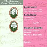 The Romantic Piano Concerto, Vol. 13 Glazunov & Goedickeby Stephen Coombs