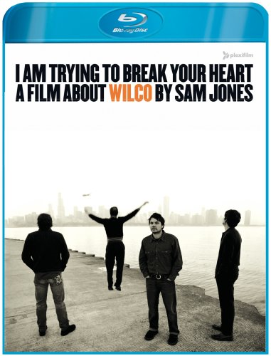 Blu-ray : Leroy Bach - I Am Trying To Break Your Heart: Film About Wilco (Subtitled, Dolby, Widescreen)