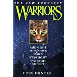 "Warriors: The New Prophecy Box Set: Volumes 1 to 6von ""Erin Hunter"""