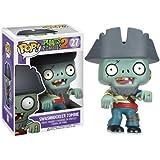 Funko Pop Plants vs Zombies 2: Swashbuckler Zombie Figure (3640)
