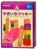 和光堂のおやつすまいるぽけっと やきいもクッキー (2本×6包)×4箱 ランキングお取り寄せ