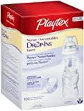 Playtex Bottle Liners Drop-Ins, 4 Ounce, 100-Count (Packaging may vary)
