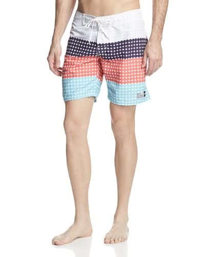 ambsn Men's Popsicle Boardshort