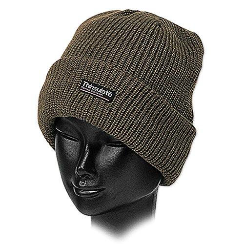 CBC cappello berretto in misto LANA taglia unica con interno fodera THINSULATE