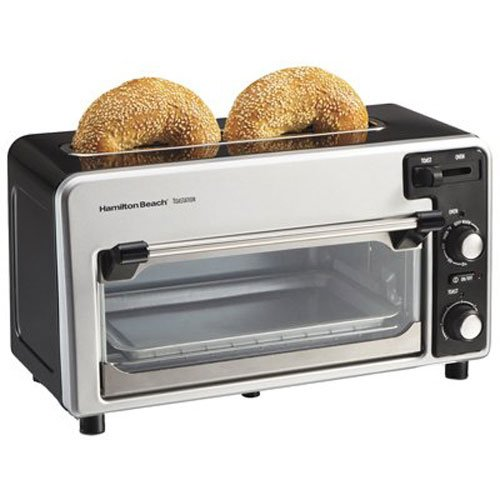 Hamilton Beach 22720 Toastation Toaster Oven (Toaster And Toaster Oven In One compare prices)