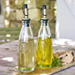 Authentic Recycled Oil and Vinegar Bo...
