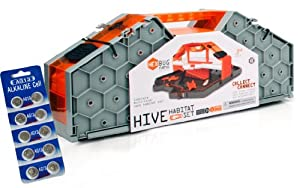 Hexbug Nano Hive with 10 Replacement Batteries!!