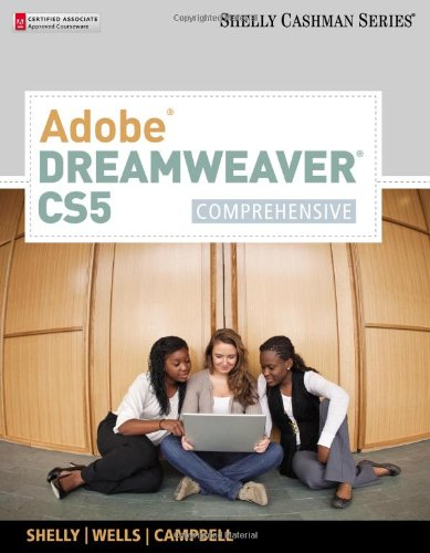 Adobe Dreamweaver CS5: Comprehensive (SAM 2010 Compatible...