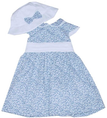 Girls' Dress with Hat - Buy Girls' Dress with Hat - Purchase Girls' Dress with Hat (Little Bitty, Little Bitty Dresses, Little Bitty Girls Dresses, Apparel, Departments, Kids & Baby, Girls, Dresses, Girls Dresses, Baby Doll & Sundresses)