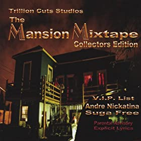 Trillion Cuts Studios: the Mansion Mixtape