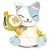 Saori Chan Lucky Cat Soft Toy