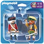Playmobil 4127 Pirate and Redcoat Sol...