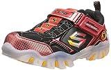 Skechers Kids 90475L Street Lightz - Shiftz Sneaker with blinking lights (Little Kid)