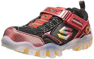 com skechers kids 90475l shiftz light up sneaker little kid shoes. Black Bedroom Furniture Sets. Home Design Ideas
