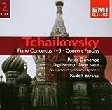 Tchaikovsky: Piano Concertos Nos. 1-3, Concert Fantasy [GEMINI] Bournemouth Symphony Orchestra