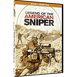Legend of the American Sniper + Digital