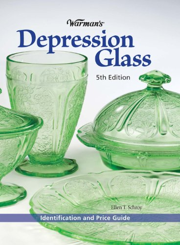 Warman's Depression Glass (Warman's Depression Glass: A Value & Identification Guide)