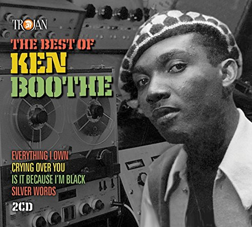 KEN BOOTHE - Young Gifted and Black 50 Classic Reggae Hits! - Zortam Music