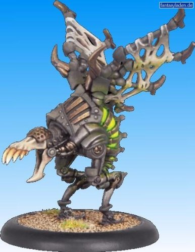 Privateer Press - Warmachine - Cryx: Scavenger Light Bonejack Model Kit