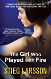 The Girl Who Played with Fire (Millennium Trilogy Book 2) - Stieg Larsson