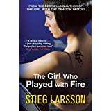 The Girl Who Played with Firepar Stieg Larsson