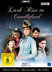 Lark Rise to Candleford, Box 1, Folgen 01-05 [3 DVDs]