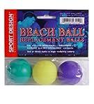 Sport Design Replacement Beach Balls...
