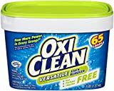 Oxiclean Versatile Stain Remover Free, 65 Loads, 3 Pounds