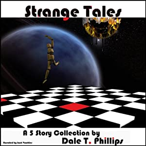 Strange Tales: A Five-Story Collection Audiobook