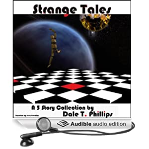 Strange Tales: A Five-Story Collection (Unabridged)