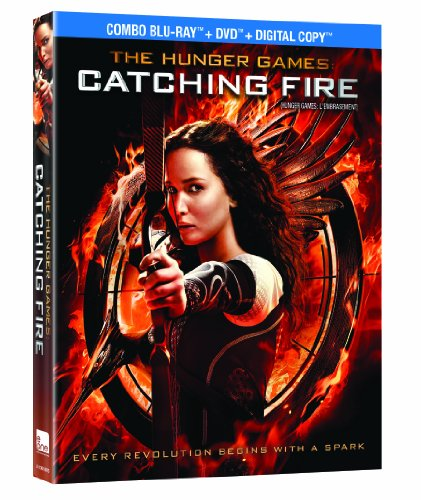 The Hunger Games: Catching Fire [Blu-ray + DVD] (Bilingual)