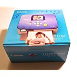 Canon Selphy CP760 Compact Photo Printer (Blue)