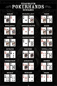 hand names in poker