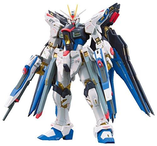 Bandai Hobby #14 RG Strike Freedom Model Kit (1/144 Scale) (Gundam Seed Model Kits compare prices)