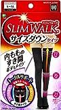 スリムウォーク サイズダウンタイツ S-Mサイズ ブラック(SLIMWALK, compression Tights, Size down type,SM)