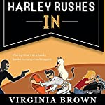 Harley Rushes In: The Blue Suede Memphis Mysteries, Book 2 | Virginia Brown