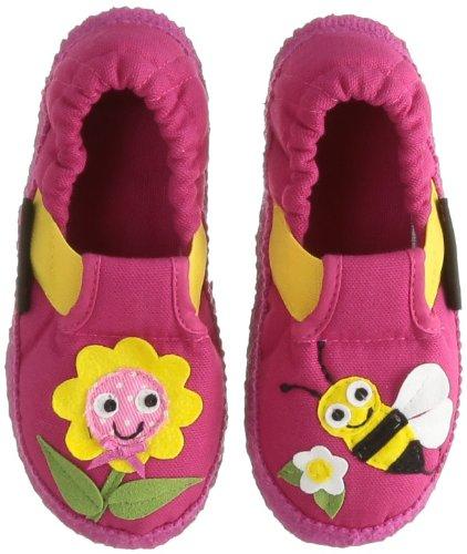 Giesswein Girls Auma Low Pink Pink (himbeer 364) Size: 35