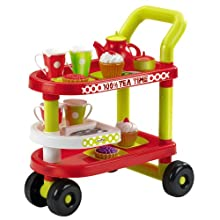 Ecoiffier Tea Time Trolley