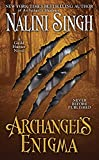 img - for Archangel's Enigma (A Guild Hunter Novel) book / textbook / text book