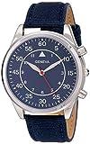 Geneva Men's 2442C-GEN Analog Display Analog Quartz Blue Watch