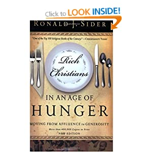 rich christians in an age of hunger thesis Rich christians in an age of hunger has 2411 ratings and 130 reviews josette  said:  the first chapter closes with this summary of what the book talks about.