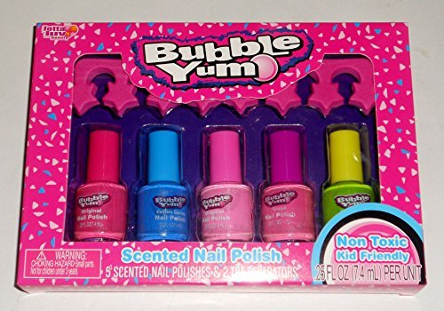 bubble-yum-5-scented-nail-polishes-2-toe-separators-by-lotta-luv-beauty