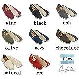 toms shoes トムズ シューズ スリッポン Men's Canvas Classics メンズ キャンバス クラッシック トムスM10.5 natural