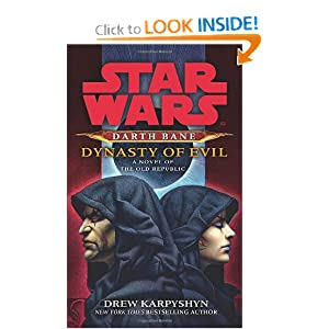 Dynasty of Evil: A Novel of the Old Republic (Star Wars) ebook downloads