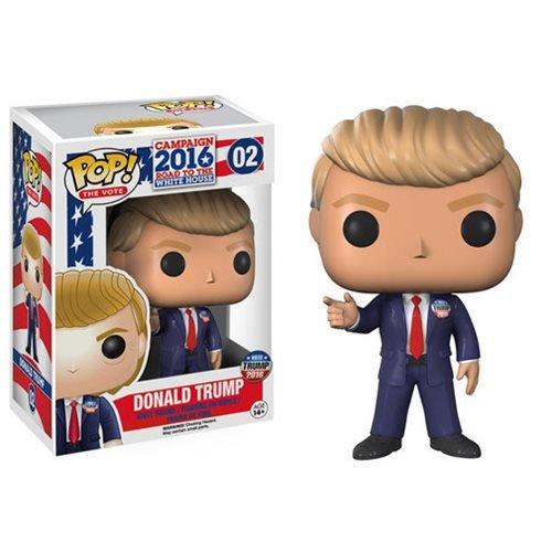 Donald Trump Pop! Vinyl Figure