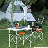 Coleman PackAway Camping Bundle Includes PackAway Kitchen &amp Pack
