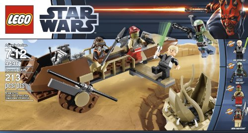 LEGO Star Wars 9496 Desert Skiff Amazon.com