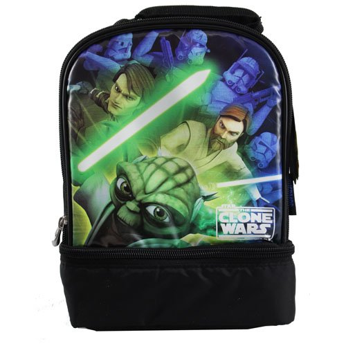 Star wars the Clone Wars Insulated Lunch Bag (1, A) - 1